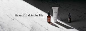 Biokemistien ja farmakologien kehittämää ihonhoitoa
