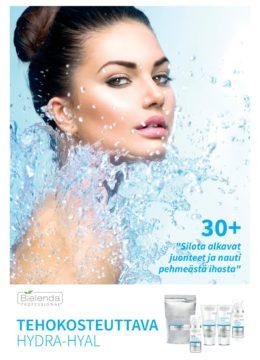 Bielenda luonnonkosmetiikka ihonhoitotuotteet