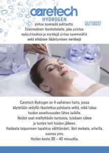 Hydrogen ihonpuhdistus L-Beauty