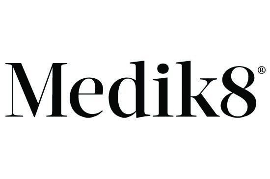 Medik8 ihonhoitotuotteet myy kauneushoitola L-Beauty Helsinki
