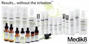 Medik8 on kansainvälisesti palkittu ihonhoitosarja