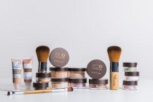 Eco-minerals vegaaniset meikit