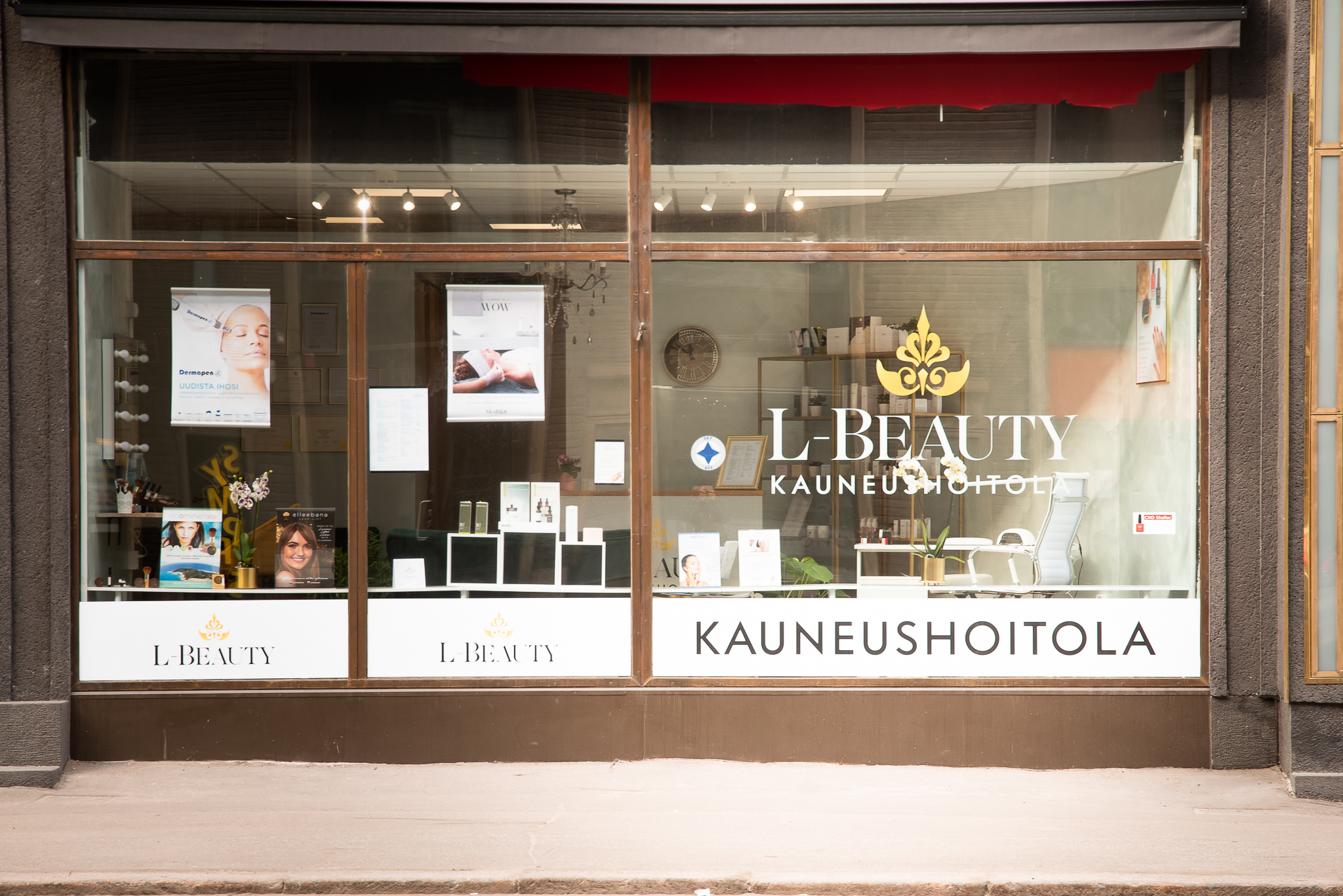 L-Beauty kaunneushoitola Helsinki