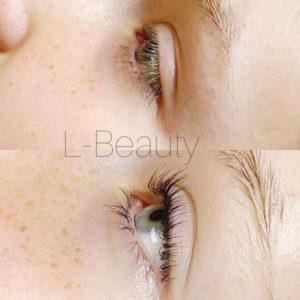 lash lift helsinki L-Beauty