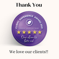 Phorest Client Experience Award L-Beauty